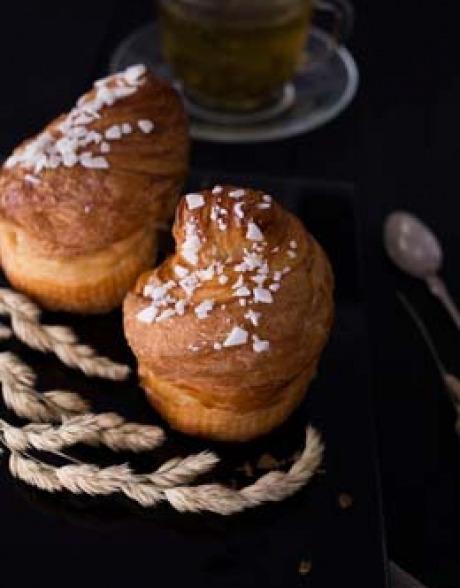 Croissant cu caise