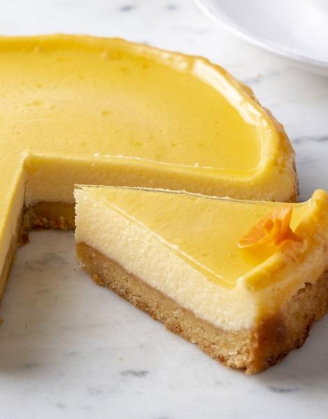 Cheesecake cu morcov