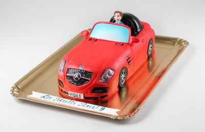 Tort Mercedes