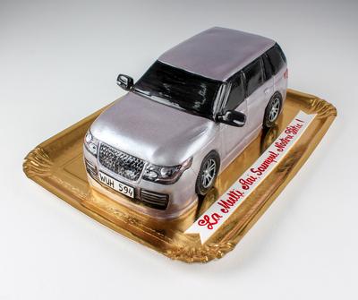 Tort Range Rover