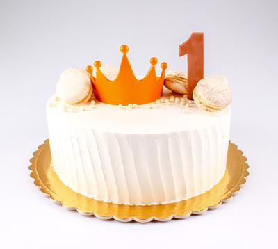 Tort cu coronița