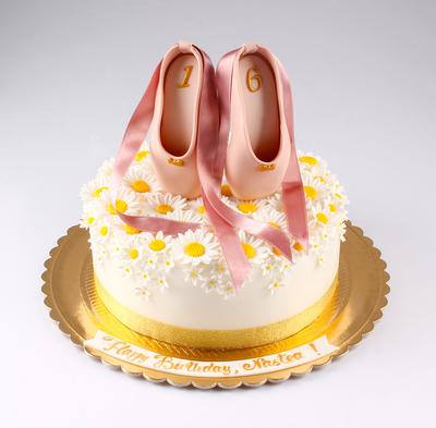 Tort pentru balerina