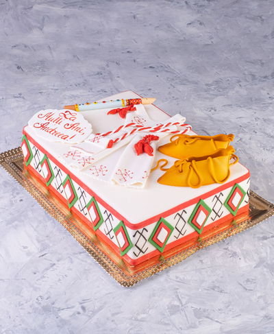 Tort Traditional 017