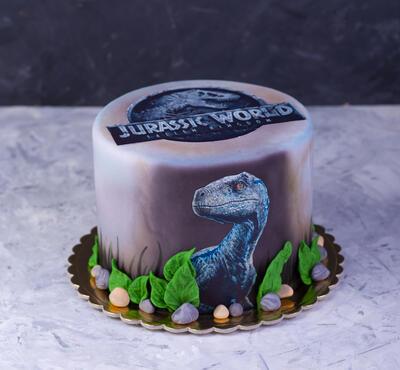 Tort cu Dinozaur