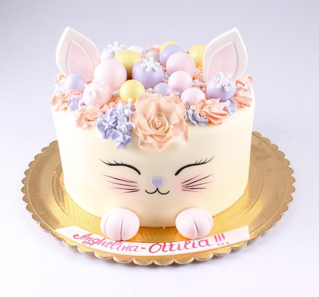 Tort Pisica