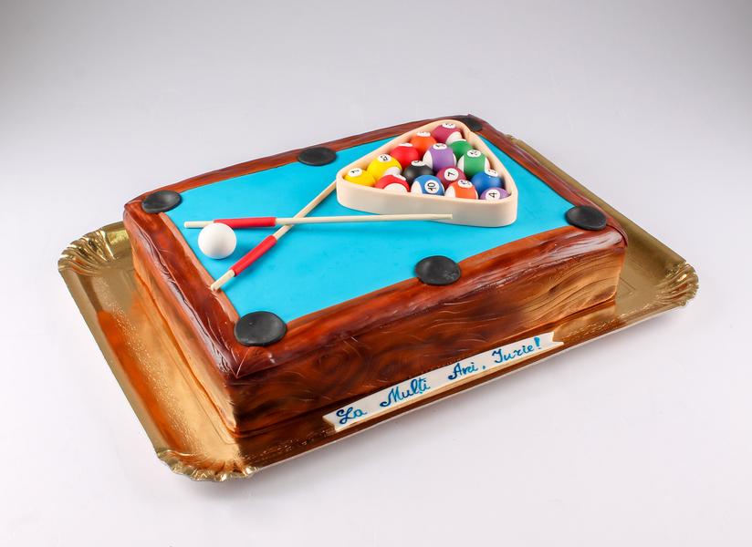 Tort Biliard
