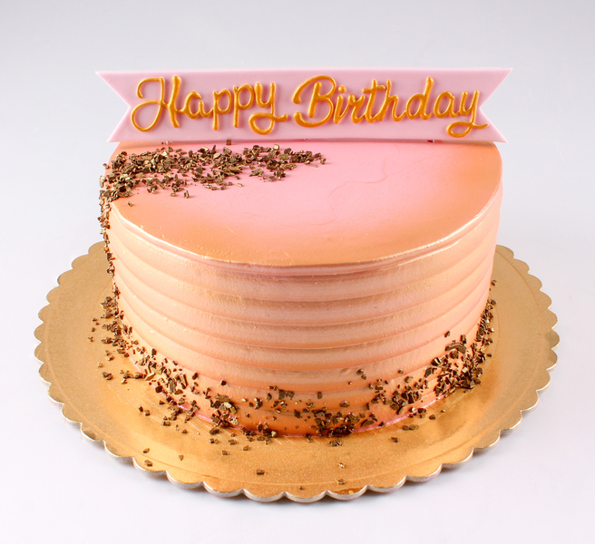 Tort Happy Birthday
